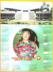 Foto klo lg matut2 diri mo ke Senayan.