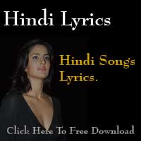 Free Download Hindi Lyrics