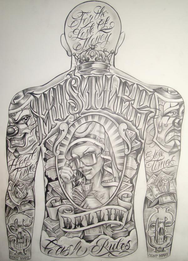 56treeedeert Chicano Tattoos