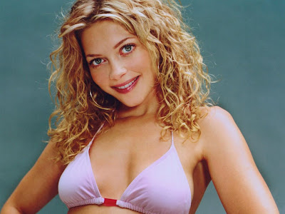 Amanda Detmer in Bikini Collection