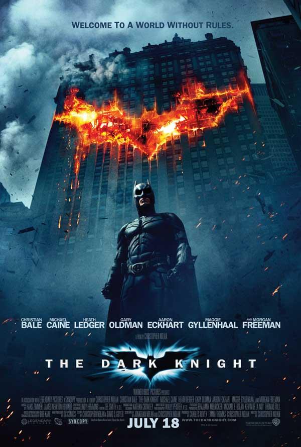 Batman - O Cavaleiro das Trevas - $1,001,921,825 Batman