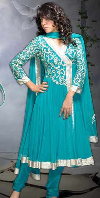 Fashion Buzz - Style and Beauty from Bangladesh: Party wear suit ...