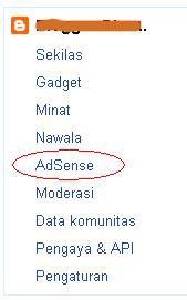 Cara memasang google adsense di blog berbahasa indonesia