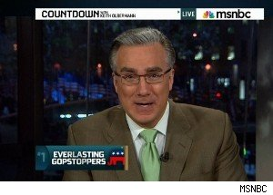 Keith Olbermann signs off from MSNBC