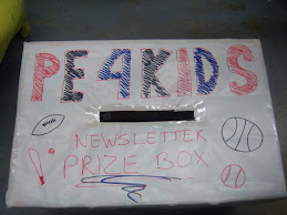 PE-4-KIDS Newsletter Box