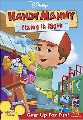 HANDY MANNY   FIXING IT RIGHT