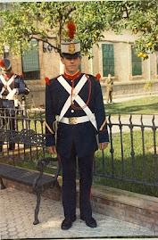 CABO 1º MANUEL MENDEZ MORENO, (SEVILLA) 82/2º.PLMM y PLM IIº Gº.