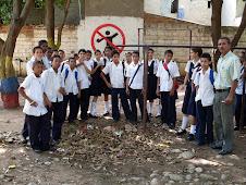 grupo de limpieza
