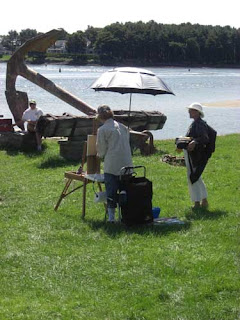 artTALK: Plein Aire Painting Weekend