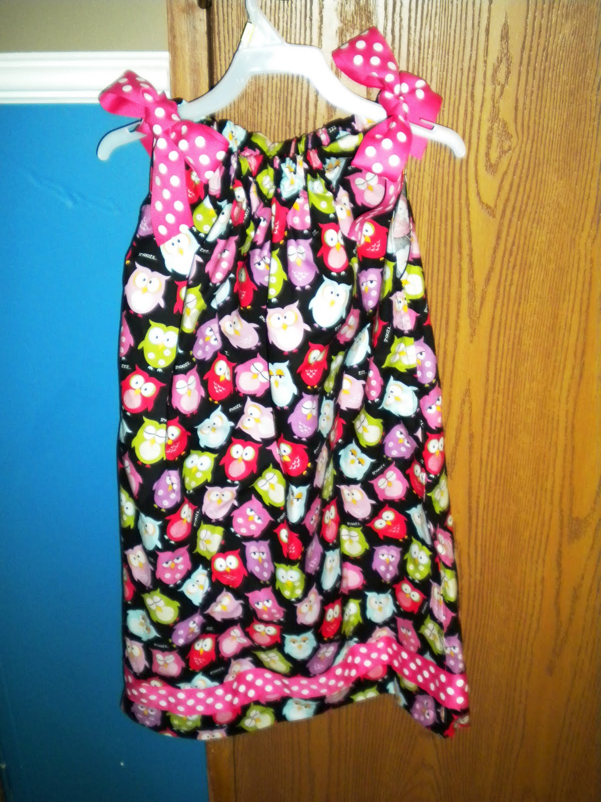 Pillowcase Dress Pattern Hobby Lobby: Scrapcation Getaway  Owl Fabric  a Pillowcase dress & a freebie!,