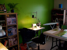 My sewing room.