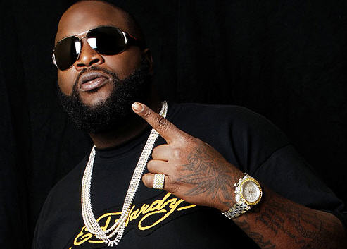 rick ross cop pictures. Think Hes A Cop Then I Guess