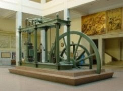 Primera Maquina de Vapor