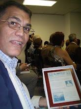 RECONOCIMIENTO 2009: Fundación Juan Carmona otorga a: Julio César Fernández