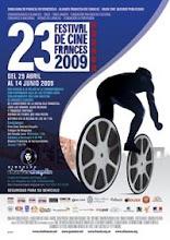 XXIII Festival de Cine Francés 2009 - Del 29 de Abril al 14 de Junio de 2009