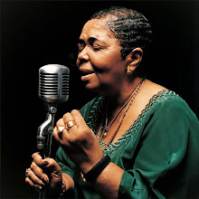La diva de los pies descalzos CESARIA EVORA, por primera vez en Venezuela