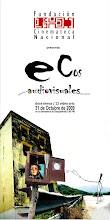 Participa en: Ecos AudiovisualesEnfoca tus ideas - 31 Octubre de 2009