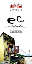 """Participa en: """"Ecos Audiovisuales…Enfoca tus ideas"""" - 31 Octubre de 2009"""