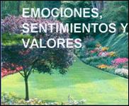 EMOCIONES, SENTIMIENTOS Y VALORES