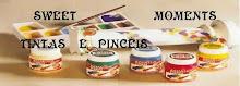 Tintas e Pincéis