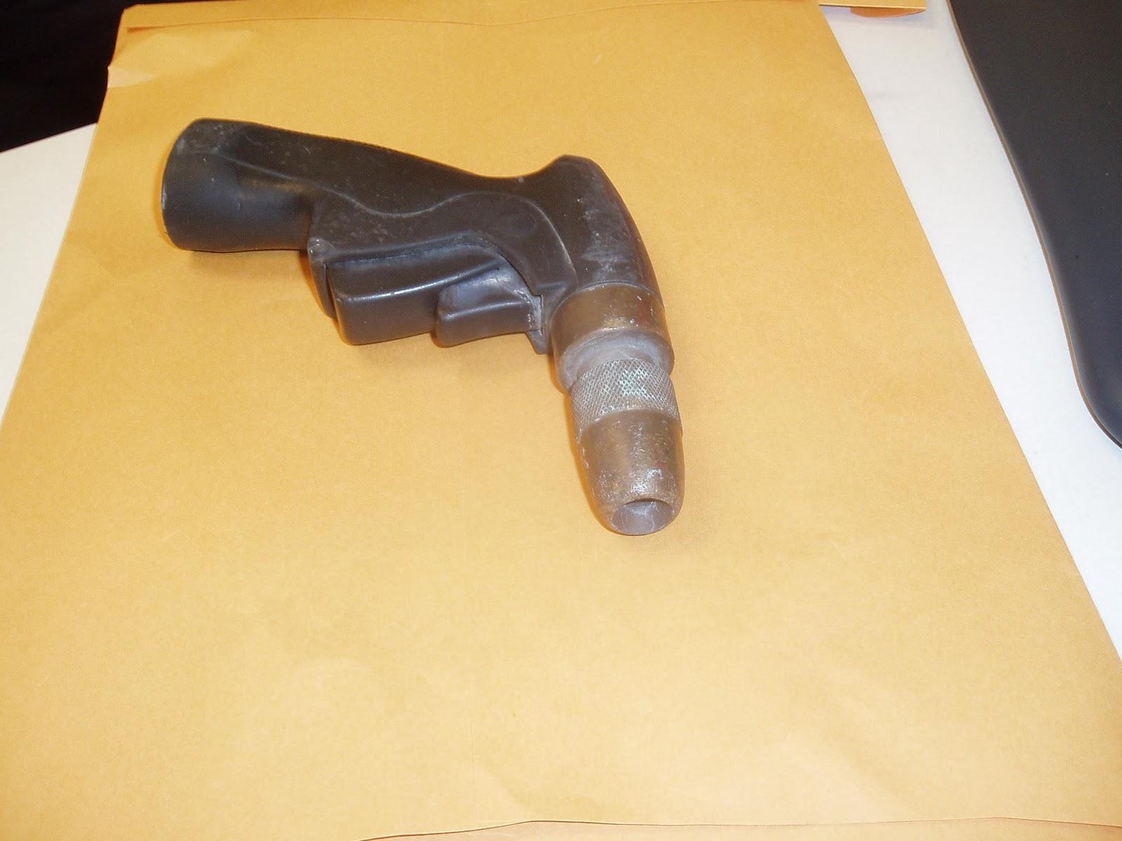 Long Beach Police Shooting Hose Nozzle