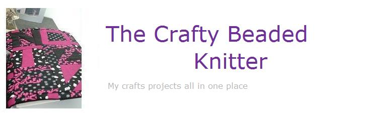 The crafty beaded knitter