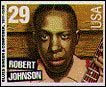 Robert Johnson Postage Stamp
