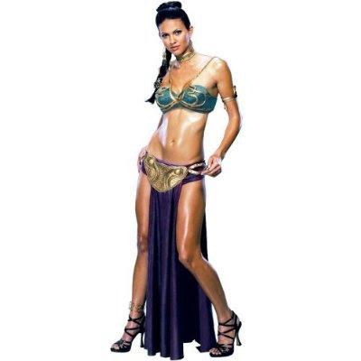 Sexy Princess Leia Slave Girl Halloween Costume