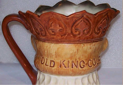Royal Doulton Old King Cole Musical Mug