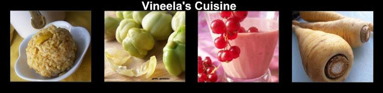 Vineela's Cuisine
