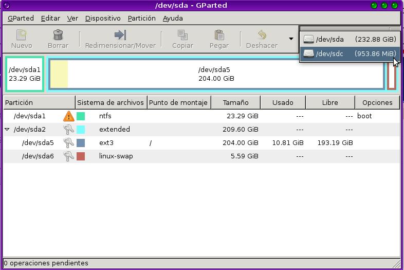 Acerca De Ubuntu 3 Opciones Para Formatear Pendrive En Ubuntu
