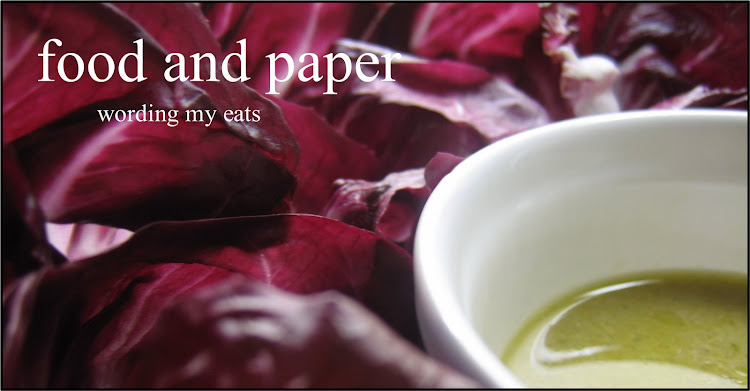 Food and Paper