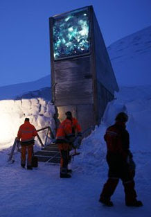 Norway Doomsday Seed Vault
