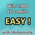 EntreCard Contest win 5000 credits