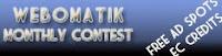 free ad spots entrecard credits contest banner