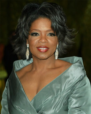 Oprah Winfrey  Curly Hairstyles