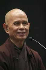 Thich Nhat Hanh, monje budista y activista por la paz.