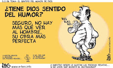 ¿Tiene Dios Sentido Del Humor?.......