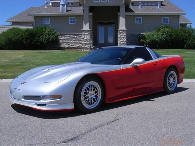 the corvette guys rare lingenfelter twin turbo car for sale. Black Bedroom Furniture Sets. Home Design Ideas
