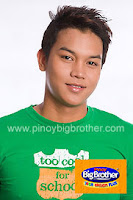 Jolas Paguia of Pinoy Big Brother Teen Edition Plus