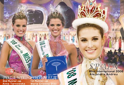 Alejandra Andreu_Miss Int'l 2008  Miss+International
