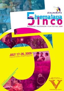 2009 Cinemalaya Winners