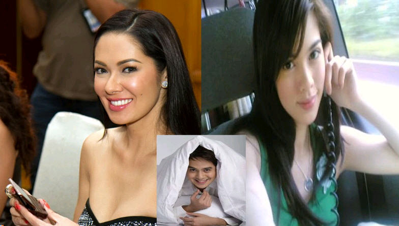 Did shaina magdayao call ruffa gutierrez about john lloyd cruz read
