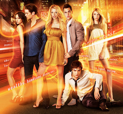 gossip girl season 3 cast