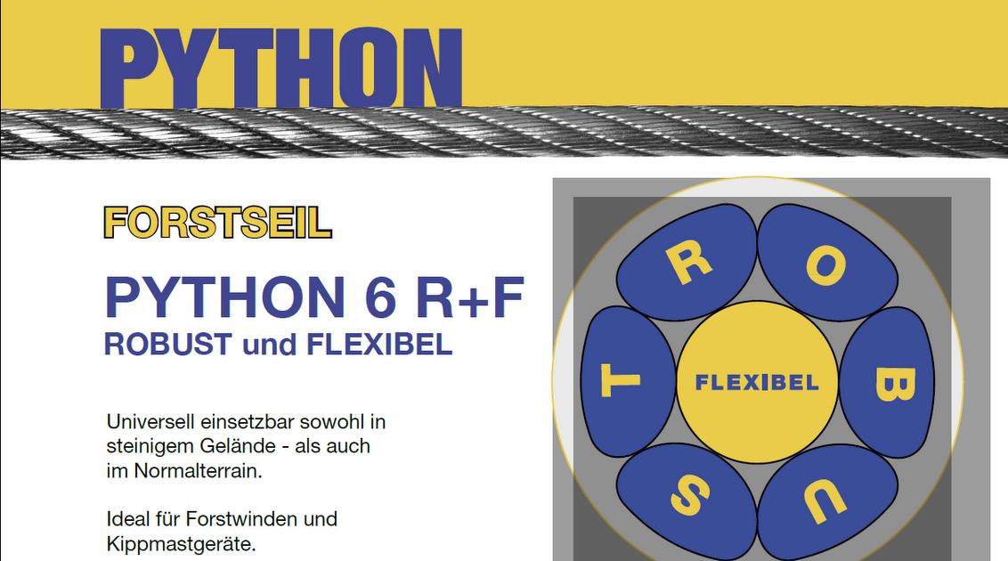 Ausgezeichnet Ny Python Drahtseil Ideen - Elektrische ...