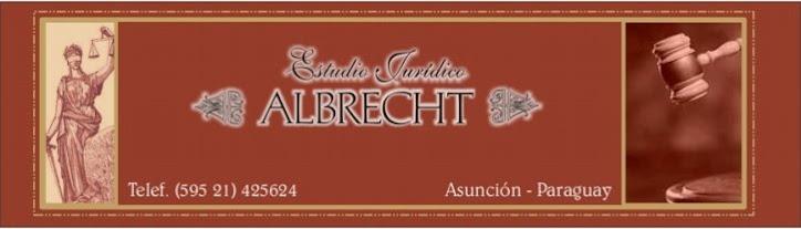 ESTUDIO JURÍDICO ALBRECHT