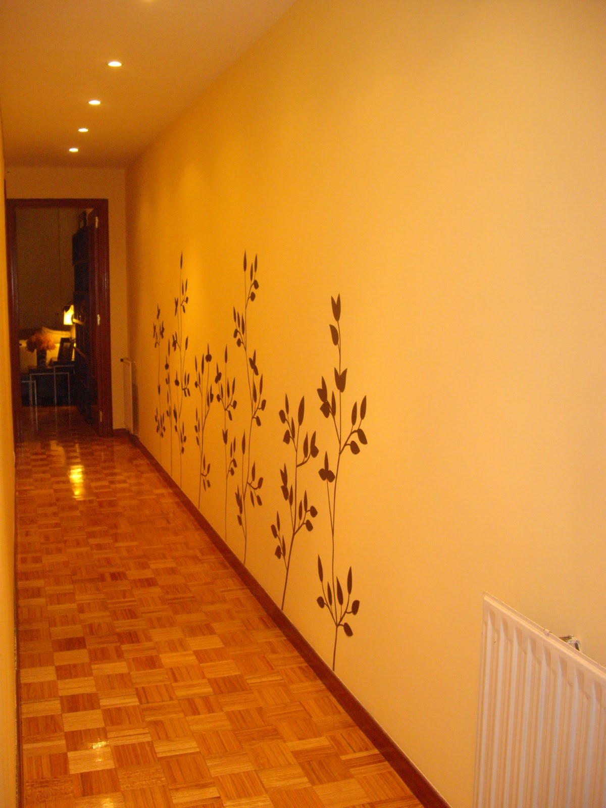1000 images about pasillos on pinterest hallways - Ideas para pintar un pasillo ...