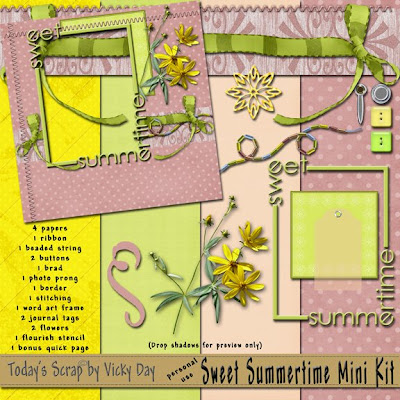 http://todaysscrapbyvickyday.blogspot.com/2009/06/sweet-summertime-freebie-for-you.html