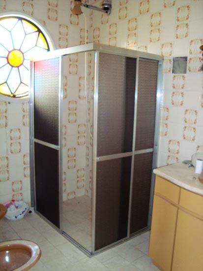 decoracao banheiro velho : decoracao banheiro velho:Brincando de Decorar: Antes e Depois!