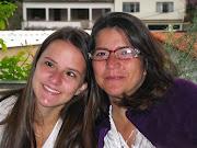Eu e mamãe!